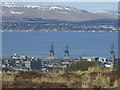 NS2674 : Greenock, Helensburgh and the Firth of Clyde by Thomas Nugent