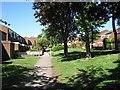 SP0894 : Banners Walk, Kings Road by Michael Westley