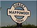 ST7306 : Mappowder: signpost detail by Chris Downer