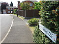 SP1396 : Golson Close, Sutton Coldfield by Alex McGregor