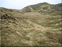 NM5865 : Moorland above Glen More by Chris Wimbush