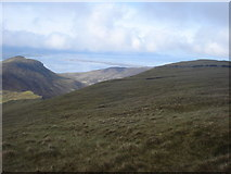 Q7206 : Caherconree Fort with Inch dunes beyond by Keith Cunneen
