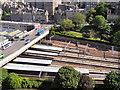 NT2573 : Waverley Station (west) by David Dixon