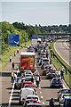 NZ3046 : A1(M) Durham Motorway : Week 24