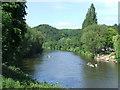SO7193 : Canoe race, Bridgnorth by Malc McDonald