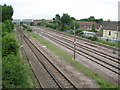TL1835 : Arlesey: Site of the former Three Counties railway station by Nigel Cox