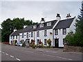 NH5455 : Conon Bridge Hotel by Richard Dorrell