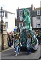 TQ8209 : Jack in the Green Festival 2010 - Mermaid by N Chadwick