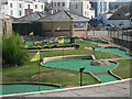 TQ8209 : Mini Golf by Oast House Archive