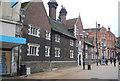 TQ3265 : Hospital of the Holy Trinity, Croydon by N Chadwick