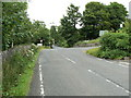 Dist:0.6km<br/>Where the B769 joins the A735 south of Stewarton.