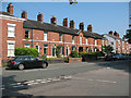 SJ7561 : Houses on Congleton Road by Stephen Craven