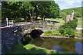 SD3391 : Bowkerstead Farm Bridge : Week 26