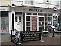 TQ8209 : White's, George Street by Oast House Archive