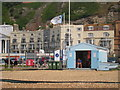 TQ8209 : Lifeguard Station by Oast House Archive