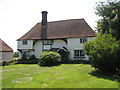 TQ8349 : Parsonage Farmhouse, East Sutton Road, East Sutton, Kent by Oast House Archive