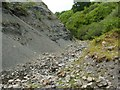 NS4178 : Auchenreoch Glen by Lairich Rig