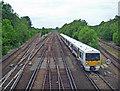 TQ4468 : Petts Wood Junction by Ian Capper