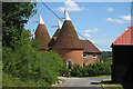TQ7038 : Park Farm Oast, Smallbridge Road, Horsmonden, Kent by Oast House Archive