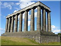 NT2674 : National Monument on the Calton Hill : Week 26