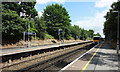 TQ4475 : Falconwood Station by John Salmon