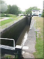 SJ7066 : Narrow lock on the Trent &amp; Mersey Canal by Stephen Craven