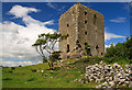 M5315 : Castles of Connacht: Creggmulgrany, Galway by Mike Searle