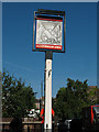 TQ3777 : Sign for the Ashburnham Arms, Greenwich by Stephen Craven