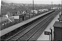 SP1099 : Butler's Lane Station by Ben Brooksbank