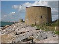 TR1533 : Martello Tower number 14, Hythe by Oast House Archive