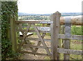 ST5856 : Prospect Stile, Hinton Blewett by Neil Owen