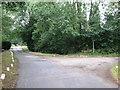 SU8973 : Hog Oak Lane junction by don cload