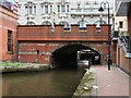 SJ8497 : Rochdale Canal, Bridge 98 by David Dixon
