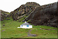 NG4819 : Coruisk Memorial Hut by John Allan