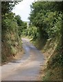 SW8660 : Lane to Colan by Derek Harper