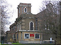 TQ4379 : St Mary Magdalene church, Woolwich by Stephen Craven