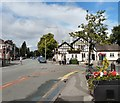 SJ8488 : Northenden Road by Gerald England