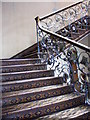 SP7125 : Claydon Stairs by Gordon Griffiths