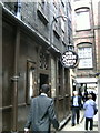 TQ3181 : Ye Olde Cheshire Cheese by Ian S