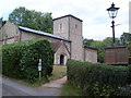 SU7897 : Radnage Parish Church, Bucks by David Hillas