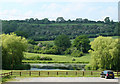 ST6057 : 2010 : The Cam Valley at Cameley by Maurice Pullin