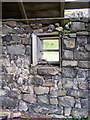 NG1741 : Cottage window - Lorgill : Week 31
