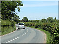 ST6058 : 2010 : Minor road heading east to Clutton by Maurice Pullin