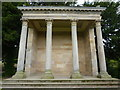 SE3103 : Pillared Temple, Wentworth Castle by Peter Barr