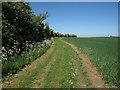 TL5852 : Harcamlow Way by Hugh Venables