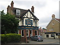 TQ4973 : The Old Wick  Public House, Bexley by David Anstiss