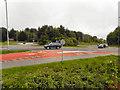 SW8040 : A39 Carnon Downs Roundabout by David Dixon