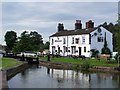 SJ7065 : The King's Lock public house, Trent and Mersey Canal by David Martin