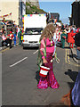 TQ8209 : Mermaid at Hastings Old Town Carnival 2010 by Oast House Archive