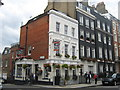 TQ2880 : Coach and Horses, Berkeley Square, London by David Anstiss